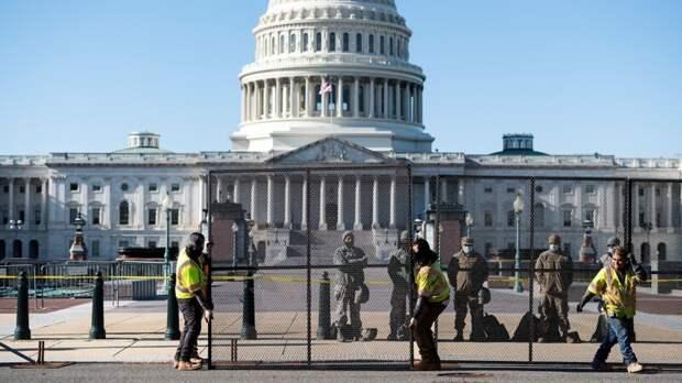 Одна необычная особенность Капитолия, которую обычно не замечают туристы