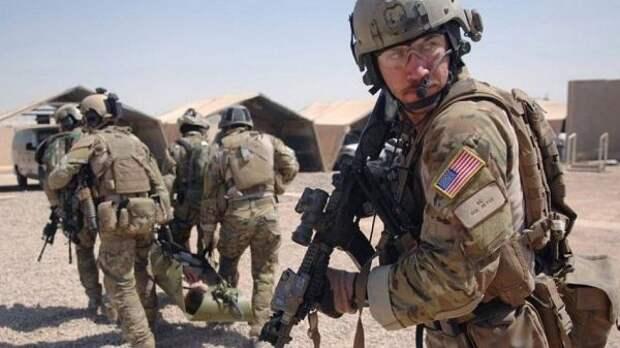 СМИ: США могут перевести войска изАфганистана ближе кграницам России