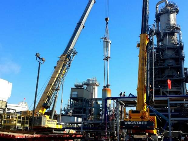 Котировки нефти Brent и WTI повышаются на ожидании данных из США