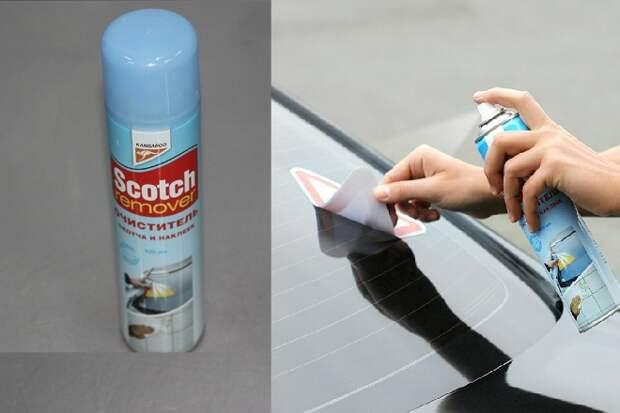 Как убрать клей от наклейки с пластика и стекла