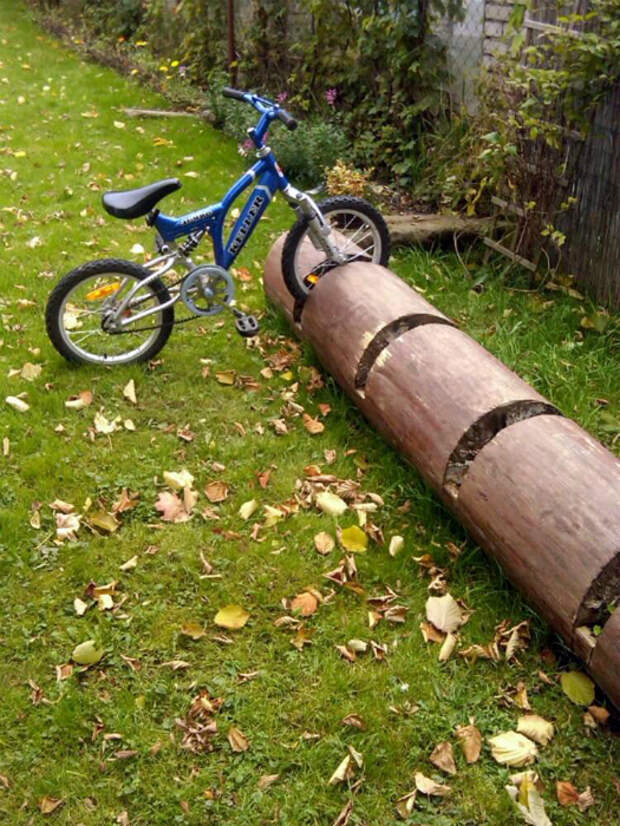Парковка для велосипедов.| Фото: Pure-t.ru.
