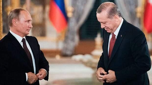 К НАТО задом: Турция и Россия могут подкинуть альянсу серьезных проблем