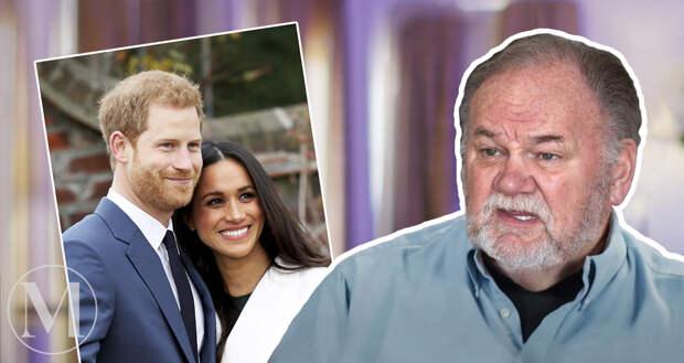 Отец Меган Маркл раскритиковал принца Гарри: «Он глуп»