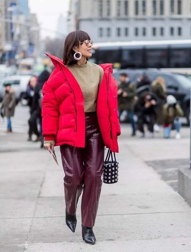 Стеганую куртку можно носить в любом возрасте. /Фото: joy-pup.com