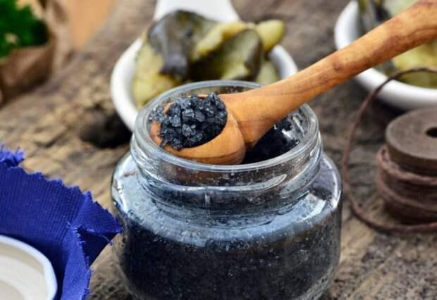 Черная соль использовалась для лечения разных болезней. /Фото: heilpraxisnet.de