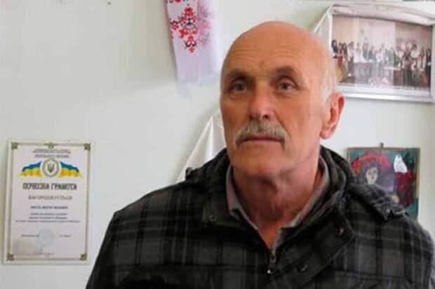 В Херсоне скончался видный нацист-майданщик