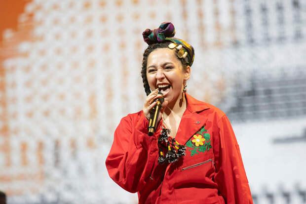 Манижа провела первую репетицию «Евровидения» в Роттердаме