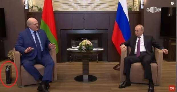 Лукашенко высказался о «чемоданчике» для Путина