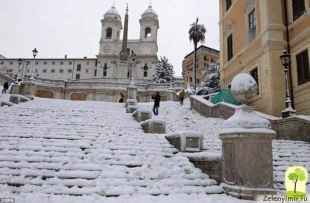 Испанская лестница в Риме - 138 ступеней восторга - 3