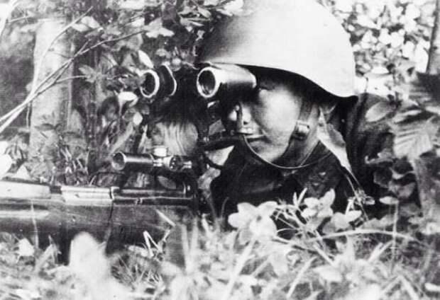 Арсений Етобаев — бурятский стрелок, сбивший из винтовки два немецких самолета