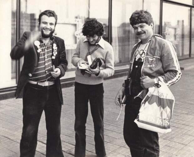 Советские фарцовщики. Как это было