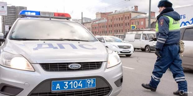 На Шереметьевской столкнулись две иномарки и такси