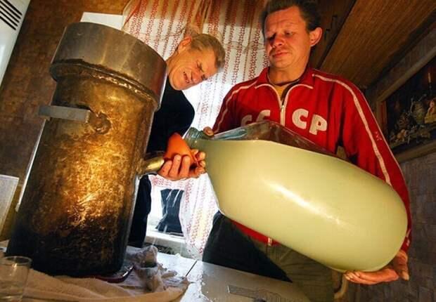 Табуретовка, бензиновка иговеновка: как«выживали» советские забулдыги 80‑х