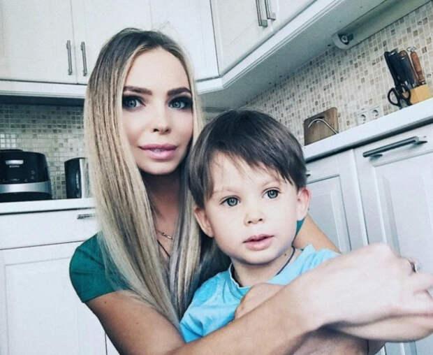 Бывшая жена Стаса Пьехи показала, как выглядит ее сын после избиения