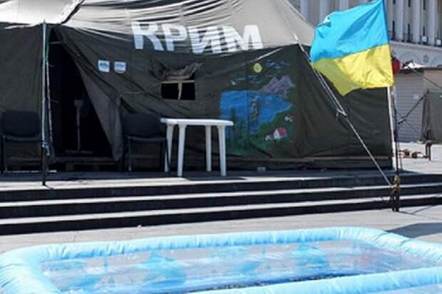 Правозащитница из Кыива – крымчане хотят обратно на Украину