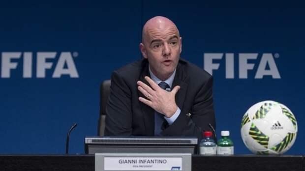 Президент ФИФА раскритиковал созданную топ-клубами Суперлигу Европы