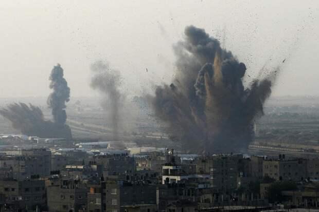 В США признали проблему с большим количеством мирных жертв авиаударов в Сирии и Ираке