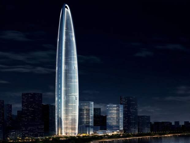 Самые высокие строящиеся смотровые площадки мира