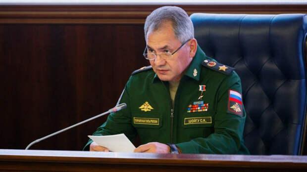 Украинцы рано обрадовались, узнав о приказе Шойгу отвести войска