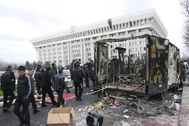 Только хаотизация: главная цель США – не допустить стабильной и успешной демократии в постсоветских странах