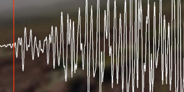 Землетрясение магнитудой 5,3 произошло в Иране