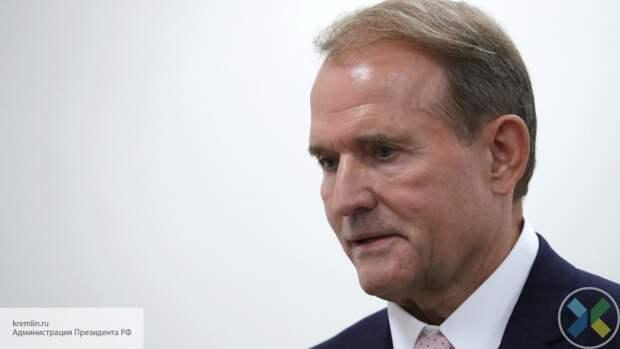 СНБО ввел санкции против Медведчука