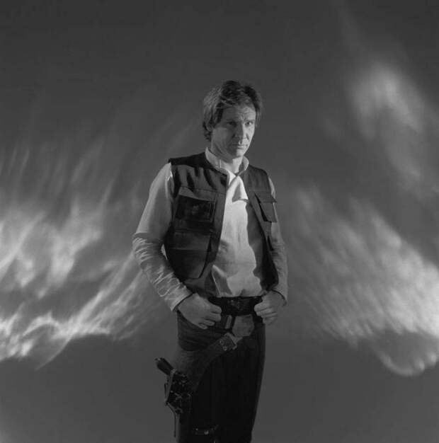Промо фотосессия Звездных войн, Эпизода VI: Возвращение джедая, 1982 г.