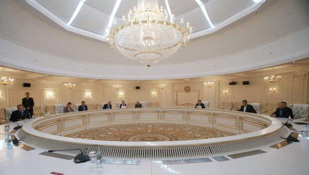Киев пошёл на прямые переговоры с ЛДНР