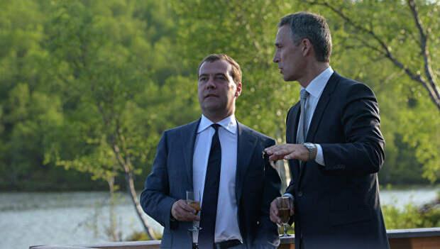 Медведев уже сдал Норвегии русскую Арктику: почему Осло отказался от диалога с Москвой