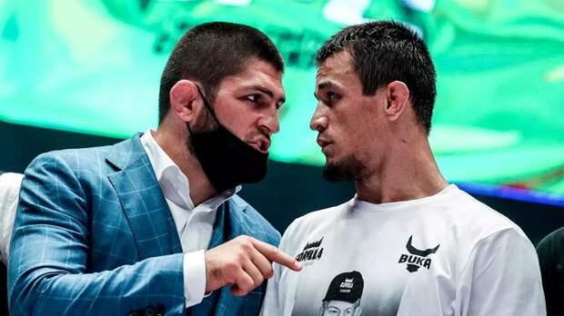 Хабиб Нурмагомедов назвал дату следующего боя брата Усмана в Bellator
