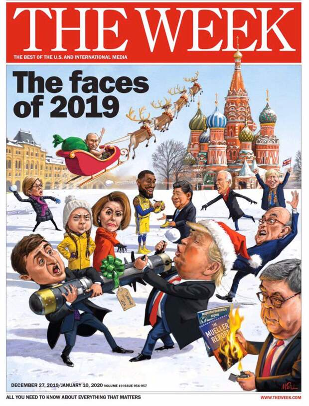 Большой передел мира: итоги 2019