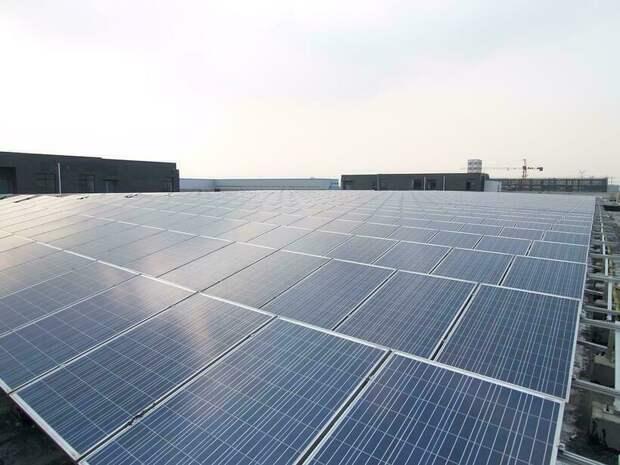Построение энергонезависимых домов стало возможным благодаря фотоэлементам