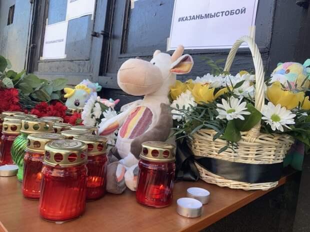 Патриарх Кирилл причиной трагедии в казанской школе счел отсутствие религиозного воспитания