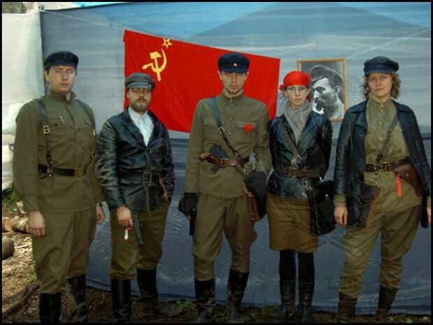 Памятка молодому революционеру и ниспровергателю режима