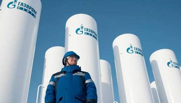 «Газпром» - как много вы этом звуке… Маленький фильм о большой госкорпорации России