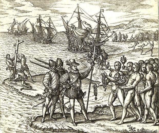 Основу процветания Запада заложила торговля рабами и наркотиками