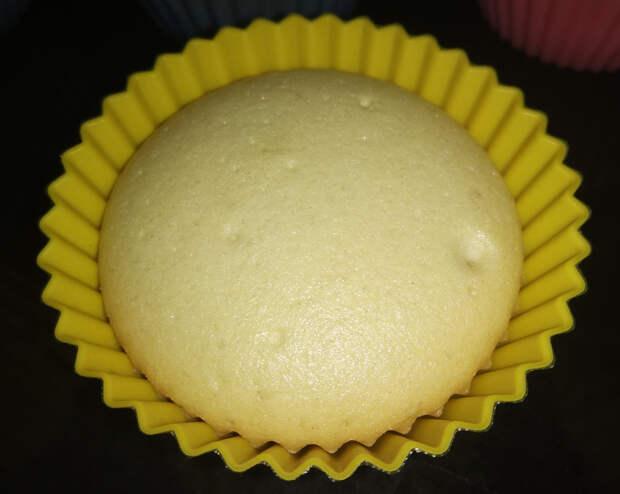 Рецепт приготовления простых белковых кексов