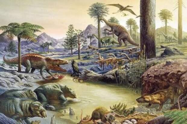 Триасово-юрское вымирание
