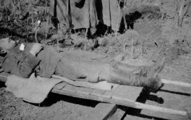 Какого советского генерала немцы похоронили с военными почестями
