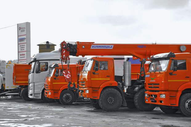 Как чинят и обслуживают КАМАЗы в регионах: показываем СТО в Орловской области