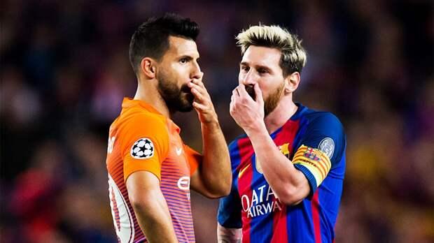 Агуэро пройдет медосмотр для «Барселоны» после финала Лиги чемпионов