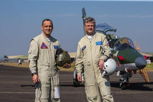 Як-130 в Лаосе: российские военные самолеты расширяют географию использования.