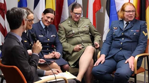 «Перевооружение» армии США на трансгендеров ставит крест на освоении Арктики