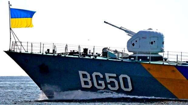 Москитный флот идёт в прорыв. Украина готовится терять военные корабли
