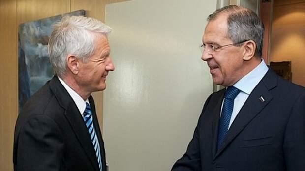 Генсек СЕ Ягланд лично просит Россию вернуться в ПАСЕ