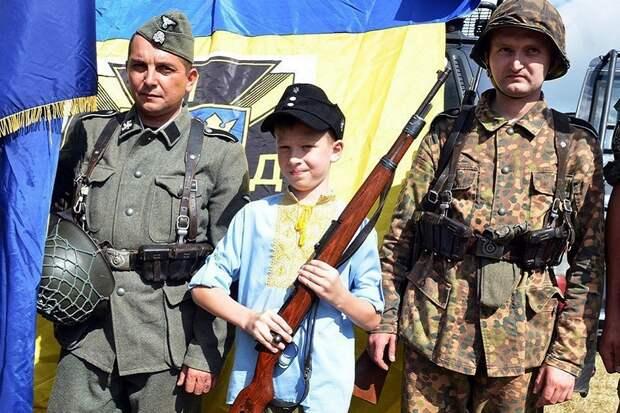 Рассекречены данные о зверствах украинских карателей на Брянщине