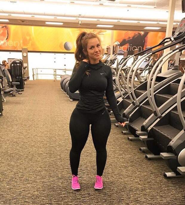 Спортивные девушки самые лучшие