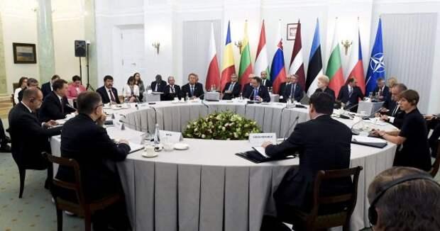 Байден примет участие всаммите восточноевропейских стран