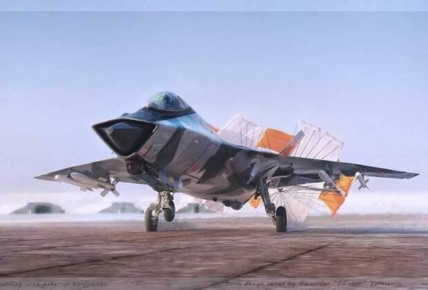 Новый и легкий: создаст ли Россия «невидимку» в довесок к Су-57?