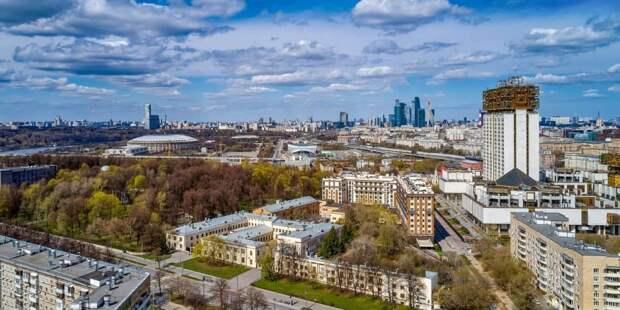 Продолжим создавать умные сервисы, чтобы наш город становился еще лучше – Собянин / Фото: М.Денисов, mos.ru